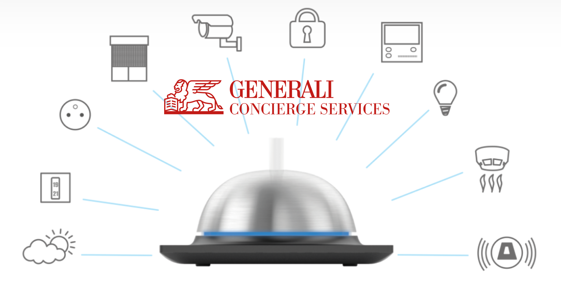 Generali concierge services