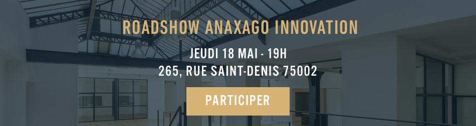 ROADSHOW ANAXAGO INNOVATION